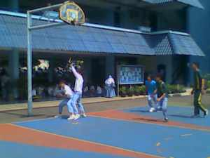 Lomba Basket 3 on 3