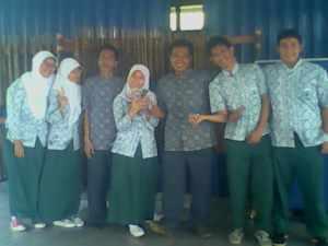 Baju Batik YPHB